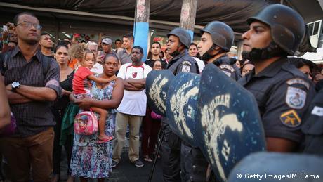 Brasilien Fackellauf Sicherheit (Foto: Getty Images/Mario Tama)