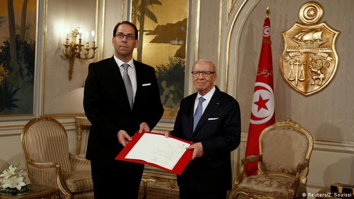 Tunesiens Präsident ernennt neuen Regierungschef
