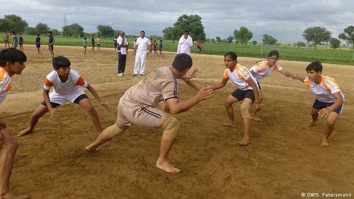Indien Kabaddi – Indiens alter Volkssport