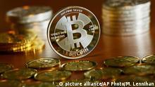 Bitcoin-Kurs bricht nach Hack gegen Tauschbörse Bitfinex ein