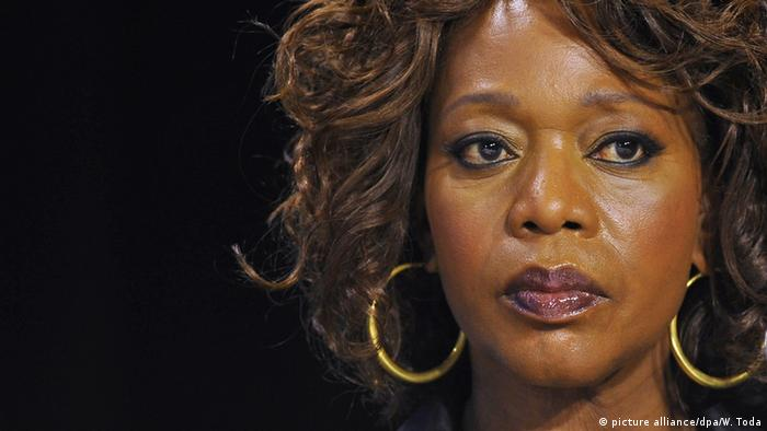 Alfre Woodard, Copyright: picture-alliance/dpa/ W. Toda