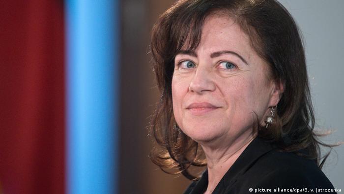Deutschland Bärbel Kofler (picture alliance/dpa/B. v. Jutrczenka)