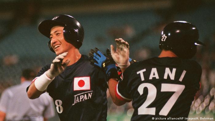 USA Olympische Spiele Japan Yasuyuki Saigo 1996