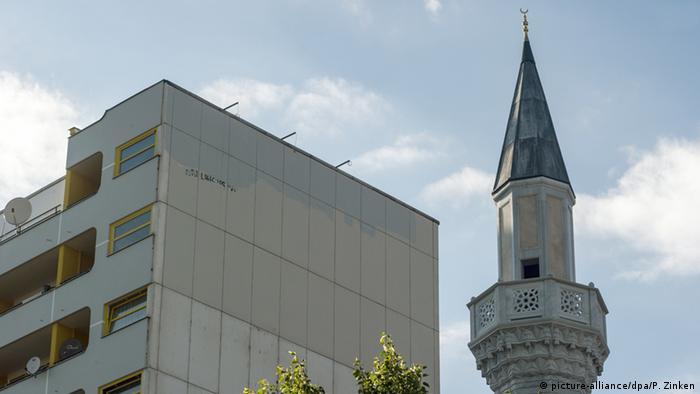 صورة من الأرشيف لمسجد في برلين