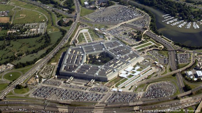 США направят на Ближний Восток около тысячи солдат и ЗРК Patriot