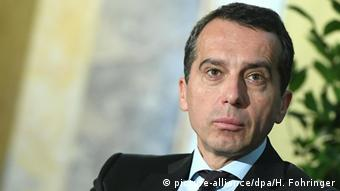Christian Kern (picture-alliance/dpa/H. Fohringer)