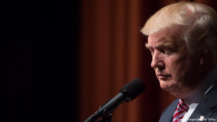 USA Republikaner Donald Trump in Ashburn