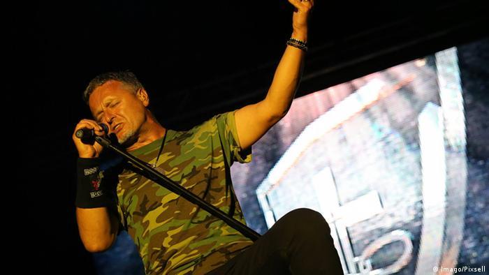 Kroatien Marko Perkovic alias Thompson Konzert in Cavoglave (Imago/Pixsell)