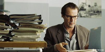 Das Leben der Anderen Georg Dreyman (Sebastian Koch). Filmszene