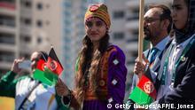 Afghanistan Olympische Spiele Rio de Janeiro 2016