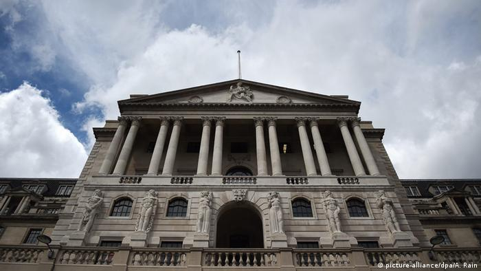 Bank of England (picture-alliance/dpa/A. Rain)
