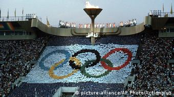 Olympia 1980 Moskau Russland