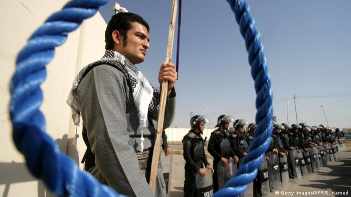 Protests against executions in Iran