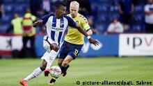 UEFA Europa League Qualifikationsspiel Brondby IF vs Hertha BSC Berlin