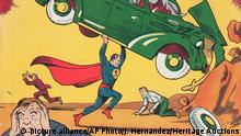 USA Auktion Comics