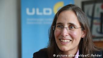 Marit Hansen, Datenschutzbeauftragte des Landes Schleswig-Holstein (Foto: picture-alliance/dpa/C. Rehder)
