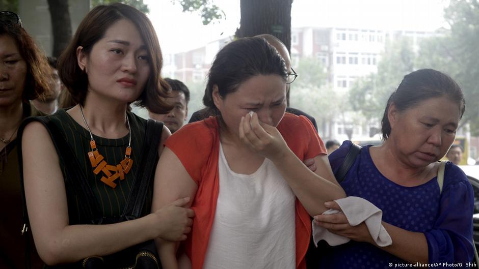 李文足等709家屬以驚人的勇氣挺身而出,堅持抗爭,做的也是一個公民的日常功課。