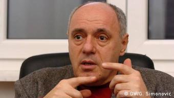 Žarko Puhovski (DW/G. Simonovic)