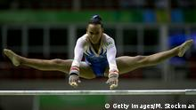 Rio Turnerin Rebeca Andrade Qualifikation Olympische Spiele