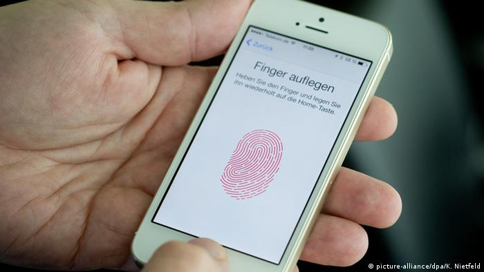 Fingerprints - iPhone