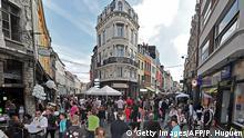 Frankreich - Trödelmarkt Braderie de Lille