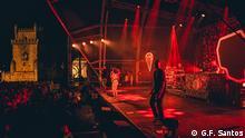 03.08.2016+++Lissabon, Portugal Zehn Jahre Buraka Som Sistema, Auftritt der Band Buraka Som Sistema Foto: Gonçalo F. Santos Copyright: G.F. Santos