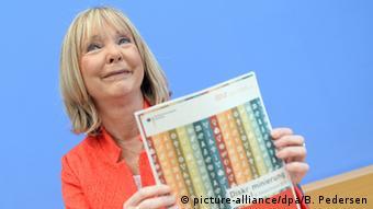 Deutschland Christine Lüders Antidiskriminierungsstelle