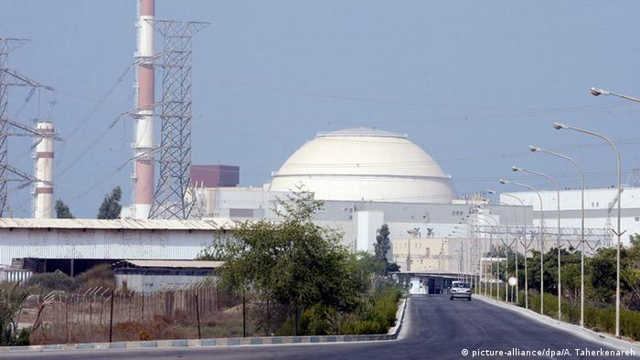 Iran also has a Russian built nuclear power plant at Bushehr.