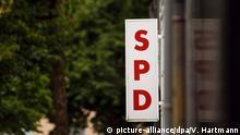 Deutschland Essen Parteizentrale der SPD