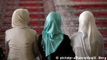 Symbolbild Muslimische Frauen