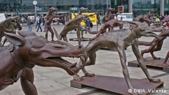 Οι λύκοι ξανάρχονται: έκθεση στο Βερολίνο κατά της ακροδεξιάς