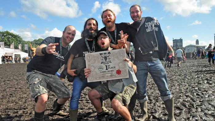 Wacken Open Air 2016 (DW/S. Wünsch)