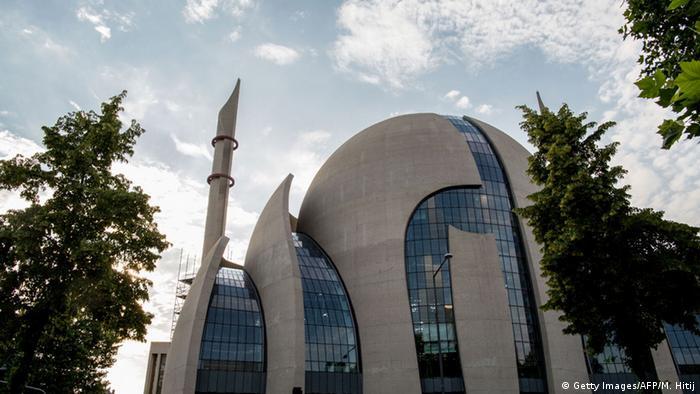 Köln Moschee DITIB