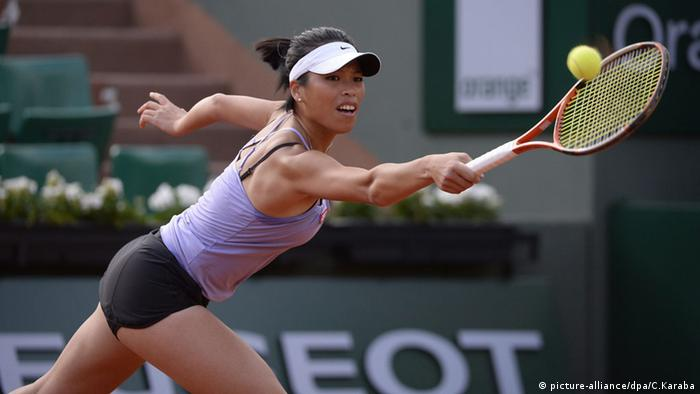 Tennis Su-Wei Hsieh French Open