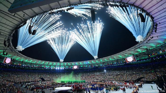 Rio Eröffnung