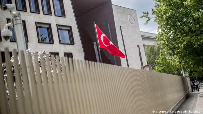 Berlin Türkische Botschaft