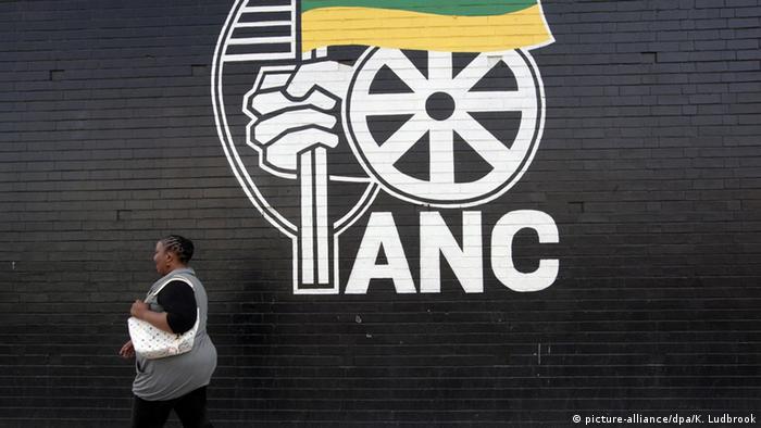 Südafrika Kommunalwahl ANC