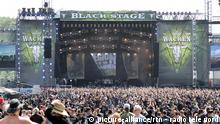 Wacken Open Air 2016 Bühne