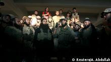 Syrien Kämpfe in Aleppo um eine Militärakademie