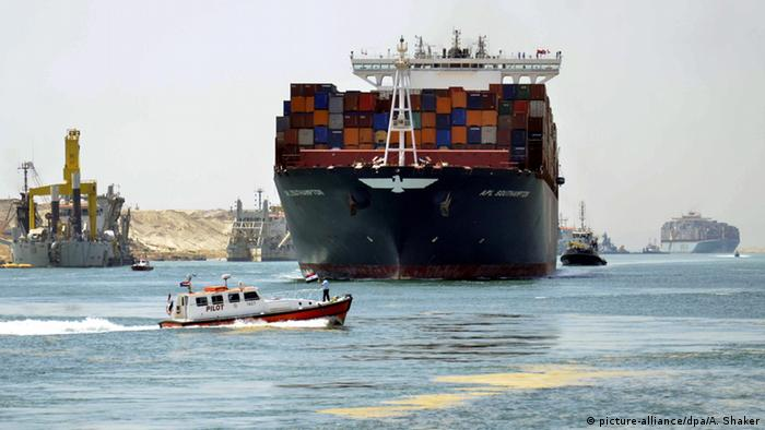 Global Highway: 150 years of the Suez Canal