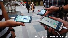 Iran Pokemon Go (Getty Images/AFP/A. Kenare)