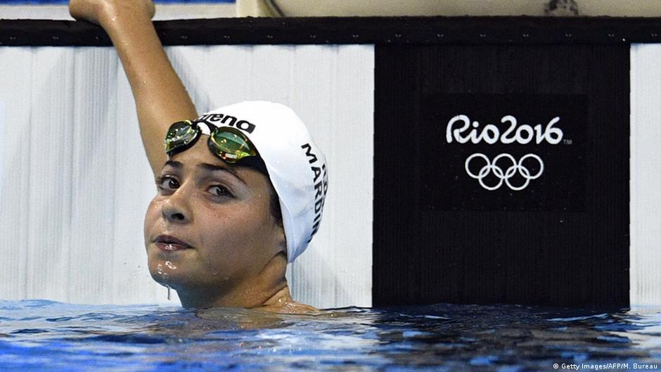 Olympiade Rio Schwimmen