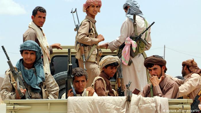 Jemen Militär starte Offensive gegen Houthi-Rebellen ARCHIV (picture alliance/dpa/Str)