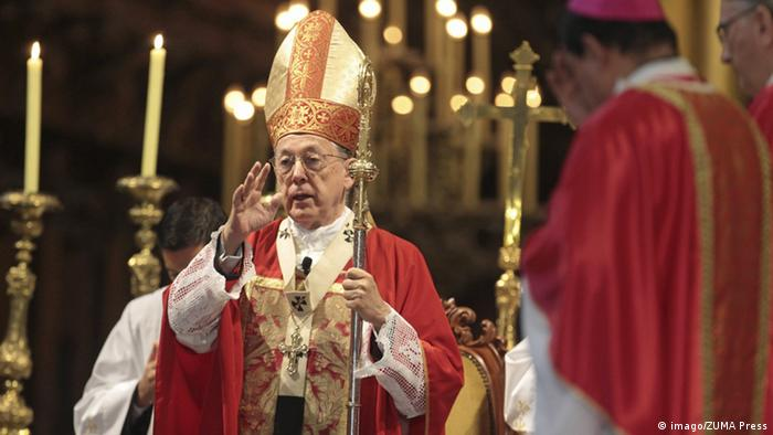 Peru Kardinal Juan Luis Cipriani