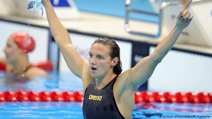 Olympics: Hungary's Hosszu shatters world record, Horton claims gold for Australia