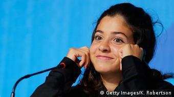 Rio 2016 Schwimmen Syrien Yusra Mardini (Getty Images/K. Robertson)