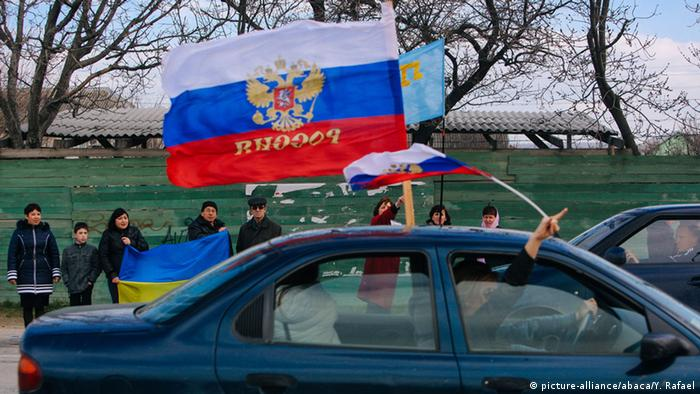 Ukraine Russland Konflikt