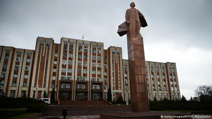 Moldawien Transnitrien Ukraine Russland Konflikt