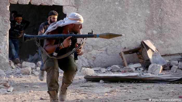 Під час боїв у Алеппо, 2 серпня