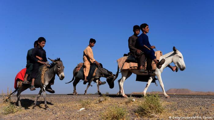 Das tägliche Leben in Afghanistan